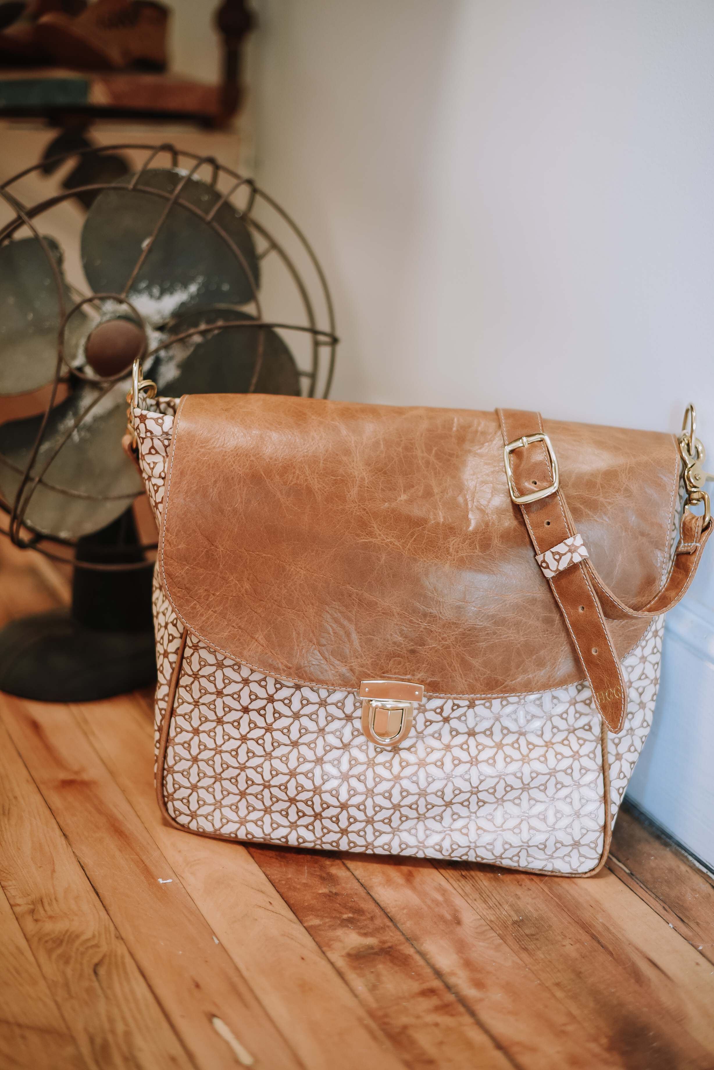 Hannah's Art Bag