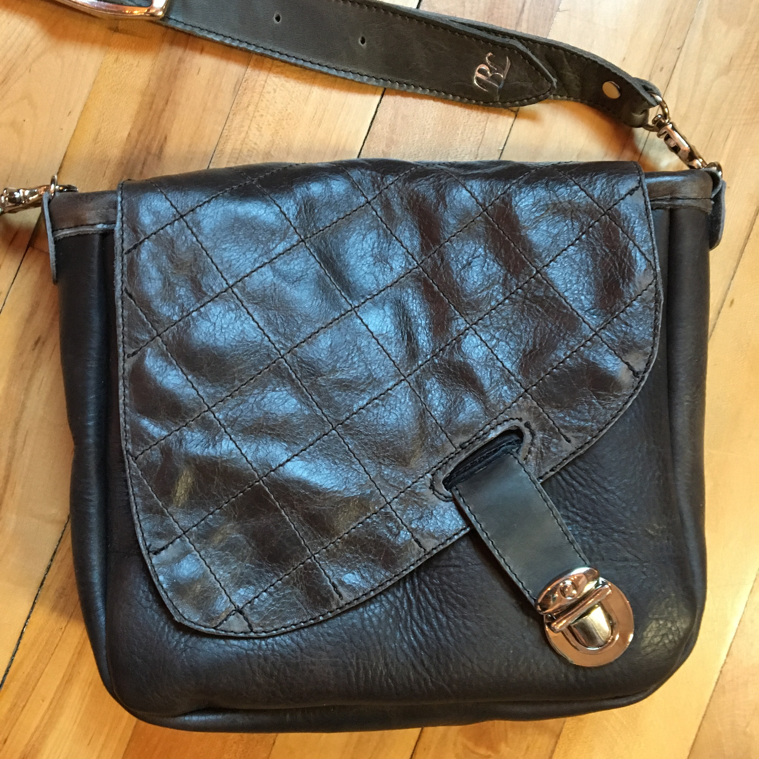 Quilted Tia Bag