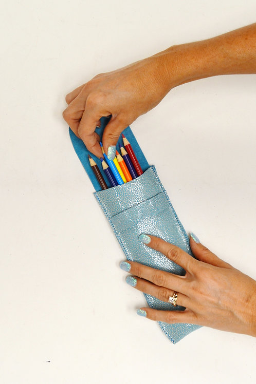 Colored Pencil Pouch