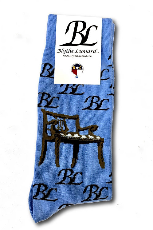 Men's Thomasville Big Chair Knee High Sock