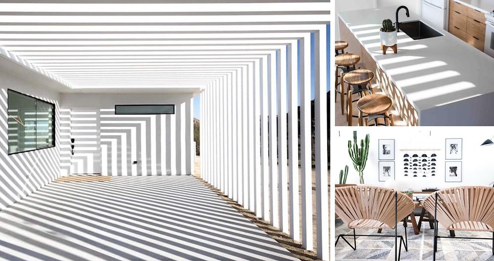 Airbnb Zebra House in Joshua Tree, CA