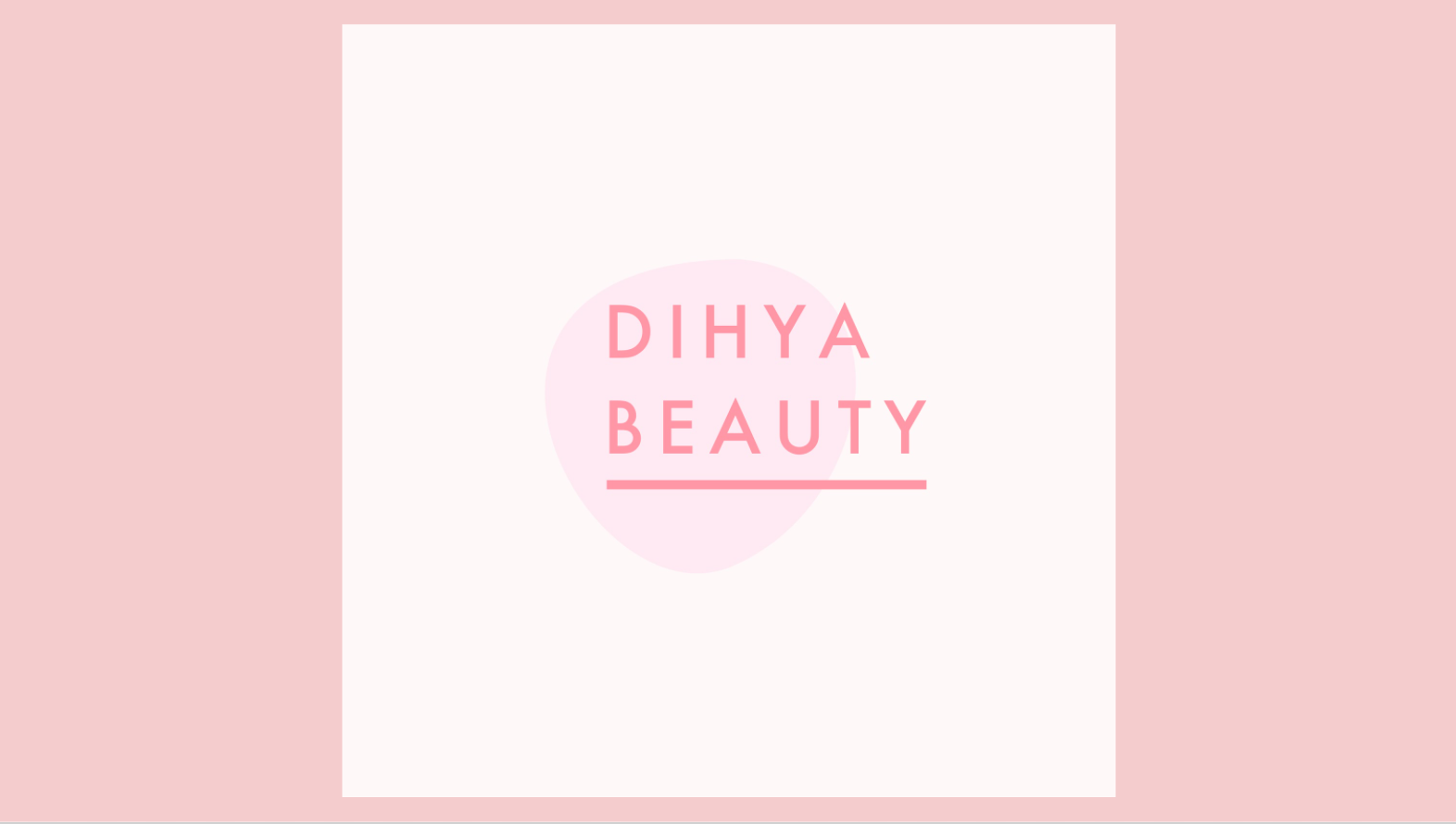 Dihya Beauty; an app connecting beauty professionals to customers for in-home beauty services.