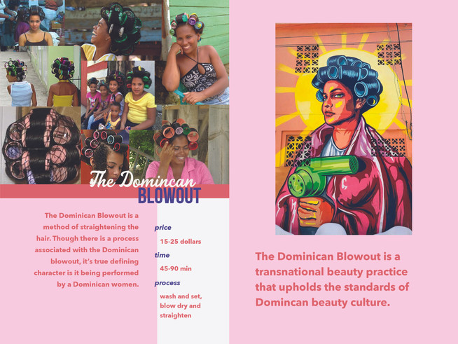 Page 5 and 6 of Legacy of The Dominican Blowout.