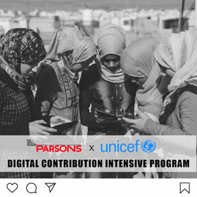 UNICEF Digital Contribution Intensive