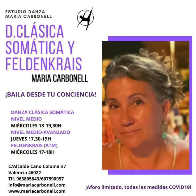 Danza Clásica Somática y Feldenkrais