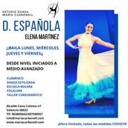 Danza Española y Flamenco