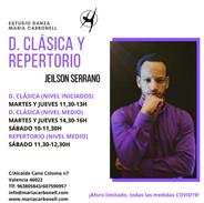 Danza Clásica y Repertorio