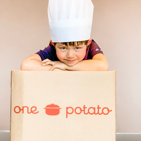 One Potato Meal Delivery Service