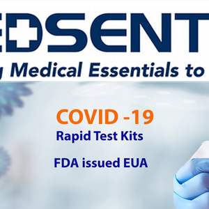 Medsential now offering an FDA EUA Issued Antibody Rapid Test for Point of Care Providers