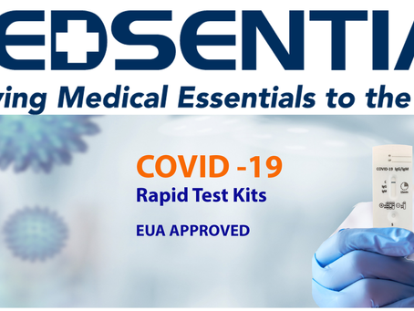Medsential now offering an FDA EUA Approved Antibody Rapid Test for Point of Care Providers