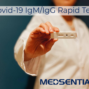 Medsential will begin COVID-19 rapid antibody test kits nationwide soon