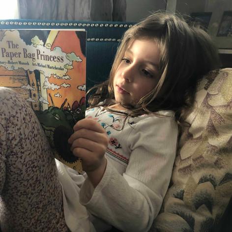 Paperbag Princess Book