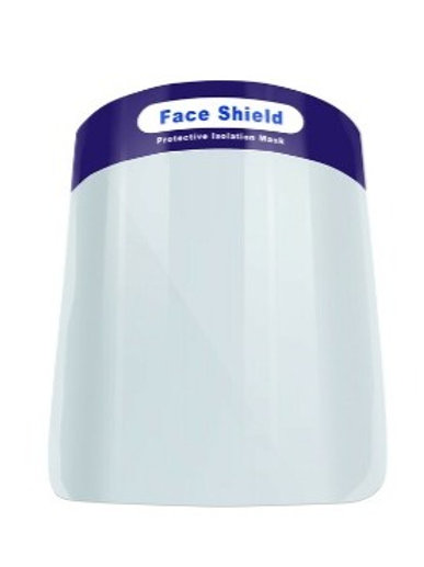 Face Shield, 5-pack
