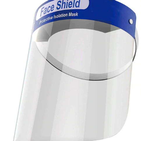 Disposable Face Shield (5/pack)