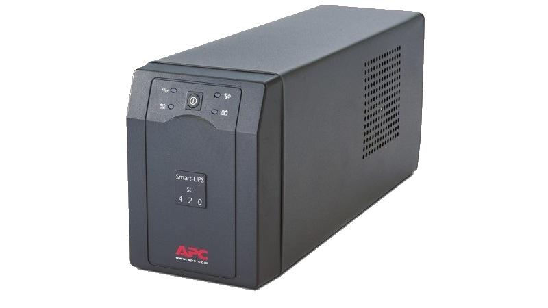 APC SC420 UPS Battery Backup
