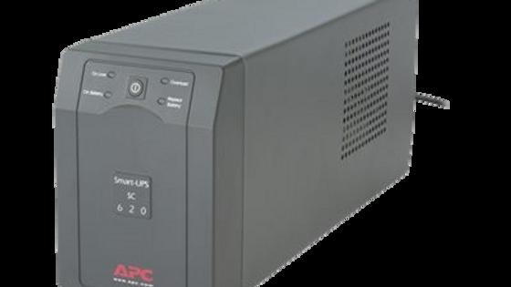 APC SC620 UPS Battery Backup