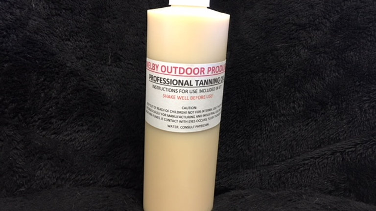MELBY OUTDOORS TANNING OIL