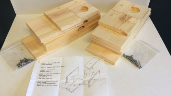 BIRD HOUSE KITS