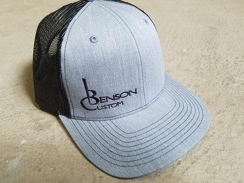 BensonCustom Gray Hat