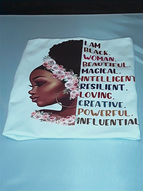 Influential Woman Tee