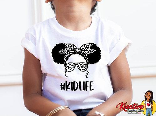 Kid Life Tee-Girl