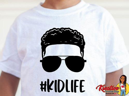 Kid Life Tee-Boy