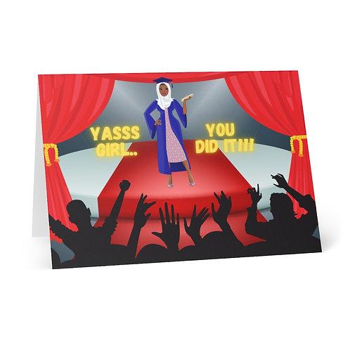 Graduation Greeting Cards (8 pcs)