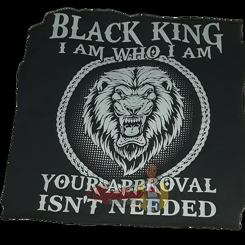 Black King Graphic Tee