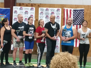 2016 Fingerlakes Classic Powerlifting Competition
