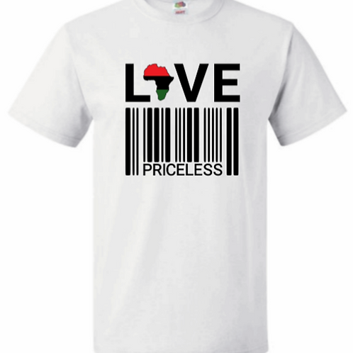 Africa Love is Priceless T-Shirt
