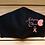 Thumbnail: Mahogany Charm Signature Breast Cancer Awareness Classic Face Mask
