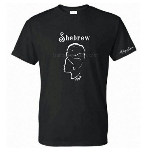 Shebrew Headwrap Tee