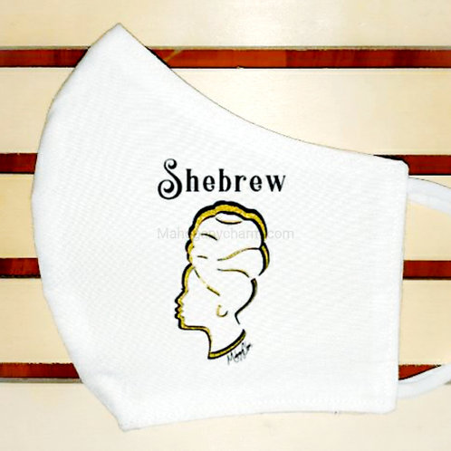 Shebrew Headwrap Mask