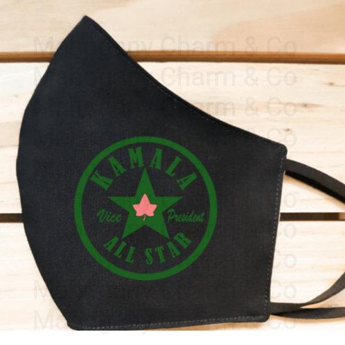 Kamala All Star Soror Mask