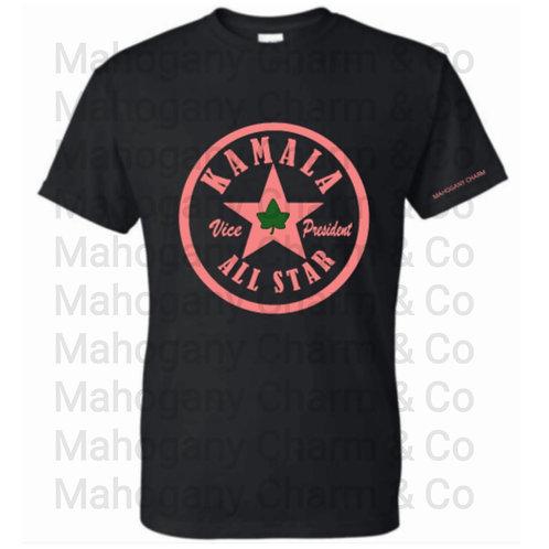 Kamala All Star Soror T-Shirt