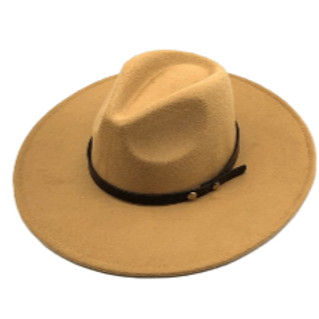 Wide Brim Dandy Panama Hat