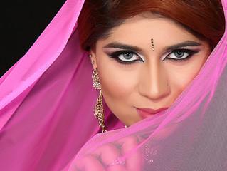 Pink Eyeshadow look.