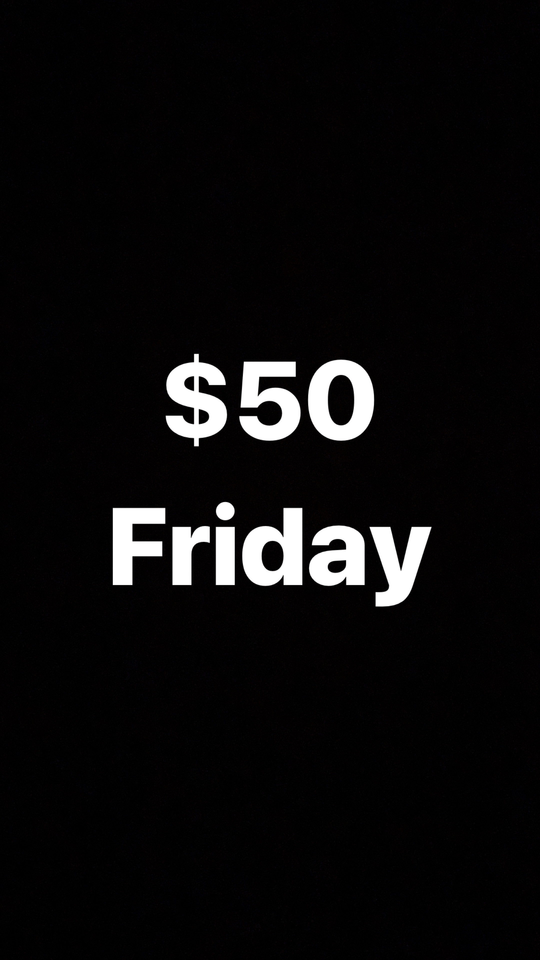 $50 Friday Classic Lash Extensions