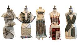 final look muslin + details + textile