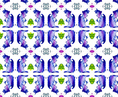 chameleon collection - print pattern
