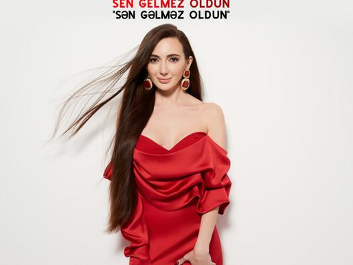 """Türkiye – Azerbaycan dostluğu için söyledi.... AltunAy """"Sen Gelmez Oldun"""""""