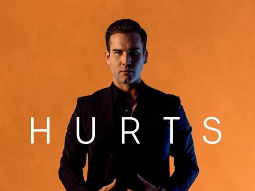 """KAAИ'ın ilk teklisi """"Hurts"""" klibi ile tüm dijital platformlarda yayında!"""
