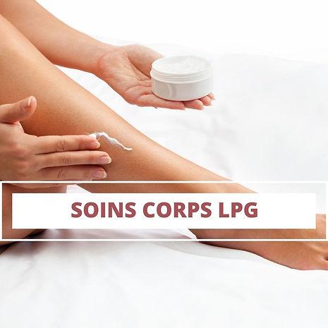 PRODUITS SOINS CORPS LPG