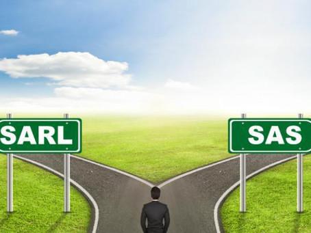 Qu'elle différence entre SARL et SAS