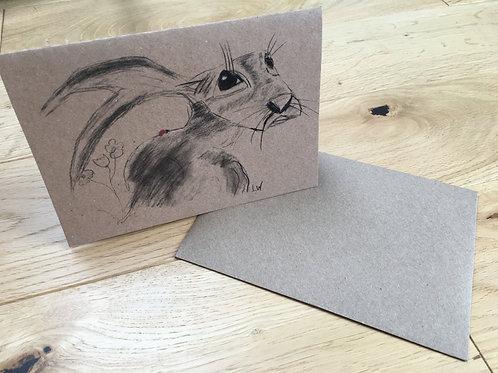 Agnes Greetings Card