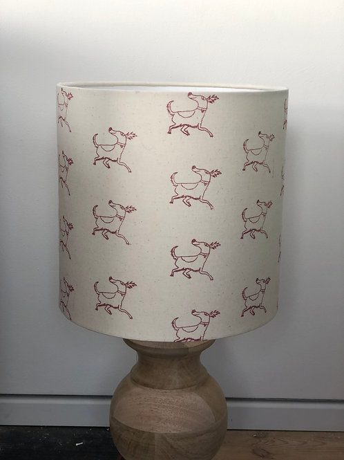 Funky Pooch Lampshade