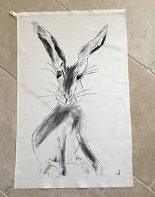 Wilfred Tea Towel