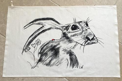 Agnes Tea Towel