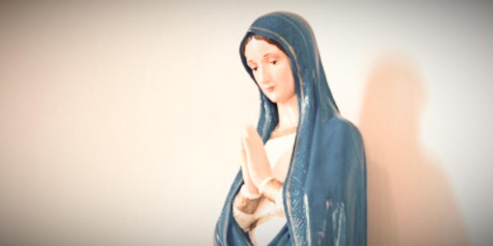 Virtual First Saturday Prayers