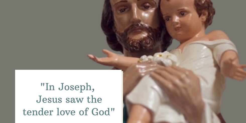 First Saturday Prayers: Honoring St. Joseph and Fathers